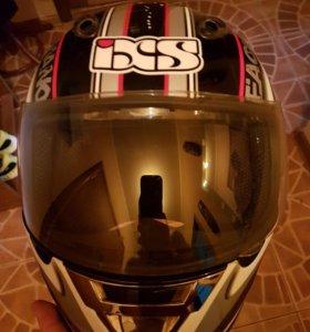 Мото шлем IXS