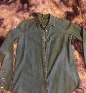 Женская рубашка pullandbear
