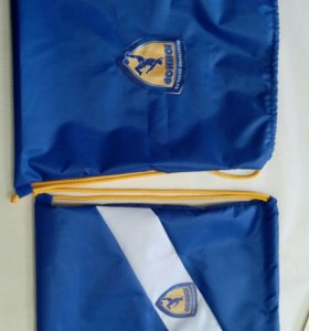 Мешок-рюкзак для обуви с Логотипом