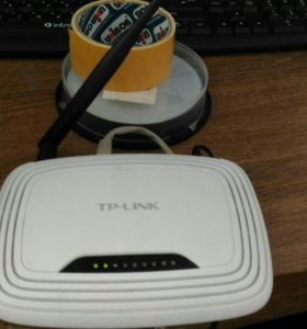 Маршрутизатор TP-Link wr741nd