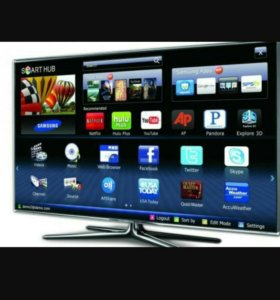 """Работает.На запчасти Телевизор Samsung smart 42"""""""