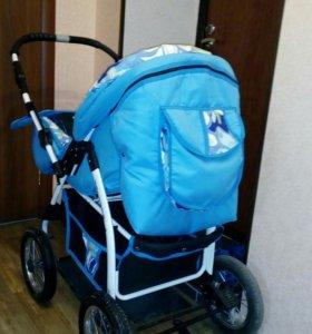 Детская коляска трансформер производитель Польша