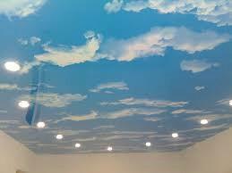 Натяжные потолки комплексный ремонт