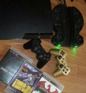 PlayStation 3 500gb Slim.