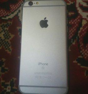 iPhone(Айфон 6s) почти новый