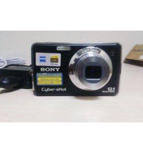Фотоаппарат Sony cyber-shot dsc-w215