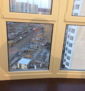 Установка окон, утепление и отделка балконов