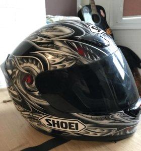 Шлем shoei cx1v
