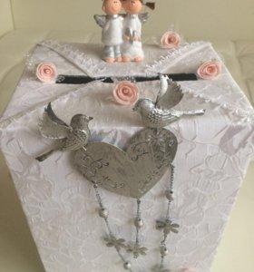 Свадебная почта для конвертов