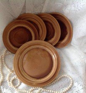 Тарелки Набор Керамика