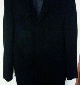 Мужское пальто кашемир