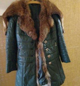 Зимнее пальто (женское)