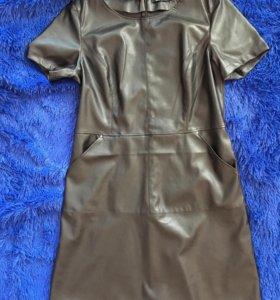 Новое Платье XL(48-50) под кожу