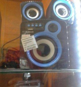 Музыкальная мини-система поддержка USB SD карта