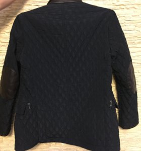 Куртка мужская стеганая р.46-48 стильная