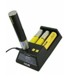 Зарядка MXJO CC1 18650/26650