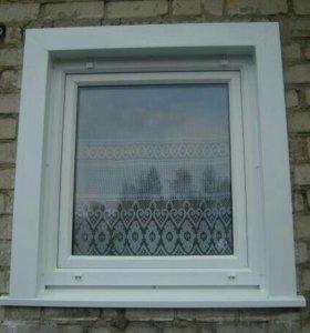 Установка фасадной обналички на окна