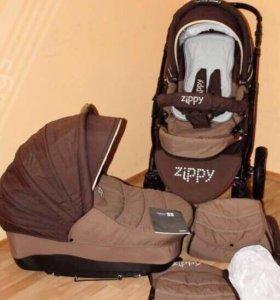 Zippy коляска 2 в 1.