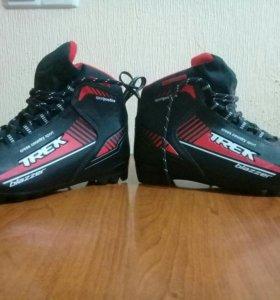 Комплект лыж+ботинки
