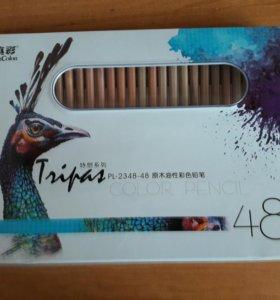 Цветные карандаши TrueColor (48 цв)