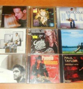 Коллекция CD/MP3/DVD jazz/smooth jazz