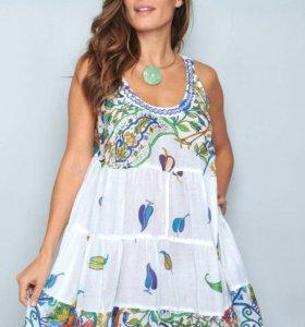 Испанское платье.
