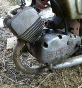 Мотор Ш57 Верховина.