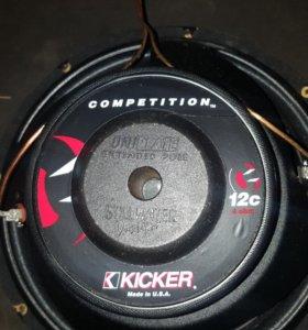 Сабвуферный динамик Kicker