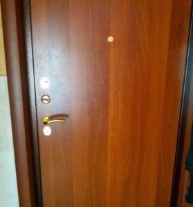 Входные двери от монтажников