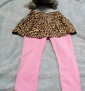 Лосинки юбка