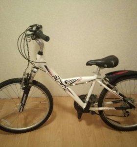 Велосипед ALRINE 550S