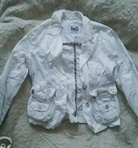 Куртка на девочку D&G