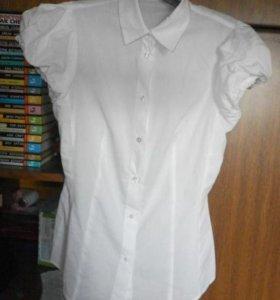Белая рубашка Incity