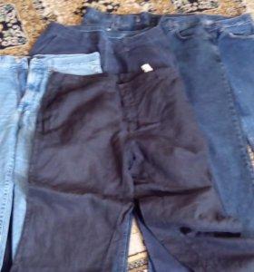 Мужские джинсы,штаны и штаны