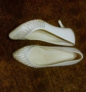 Свадебные туфли!!!