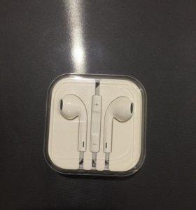 Новые EarPods
