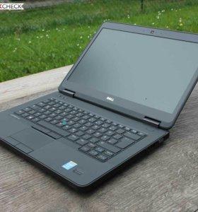 Игровой современный Dell Latitude E5440 nvidia