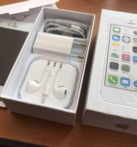 🍎iPhone 5s 32gb silver
