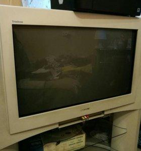 """Телевизор Sony 32"""" (81 см) мощный звку, подставка."""