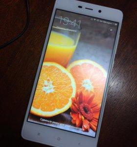 Xiaomi redmi 4 pro silver 3/32