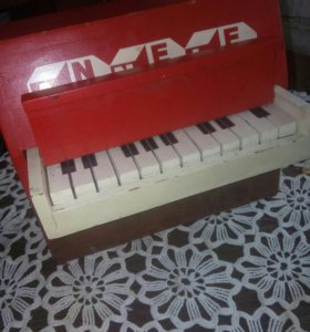 Пианино деревянное прибалтика СССР
