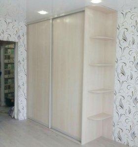 Шкафы—купе и кухни по вашим размерам,недорого.