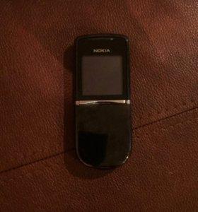 Nokia 8800d Sirocco Editio