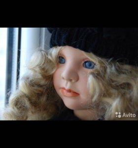 Новые коллекционные куклы из Германии .
