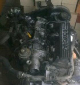 Двигатель тойота 2с дизель