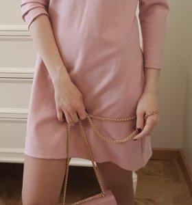 Платье в стиле VALENTINO