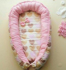 Подушка для беременных и кормления, гнездышко