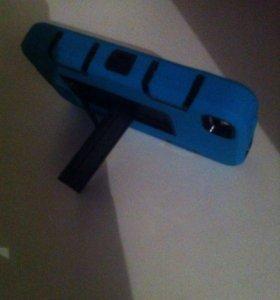 Противоударный чехол на айфон 4-4s