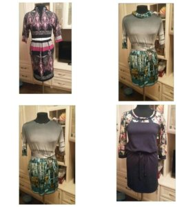 Платья, туники, новое