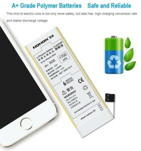 Аккумулятор iPhone 5s Nohon